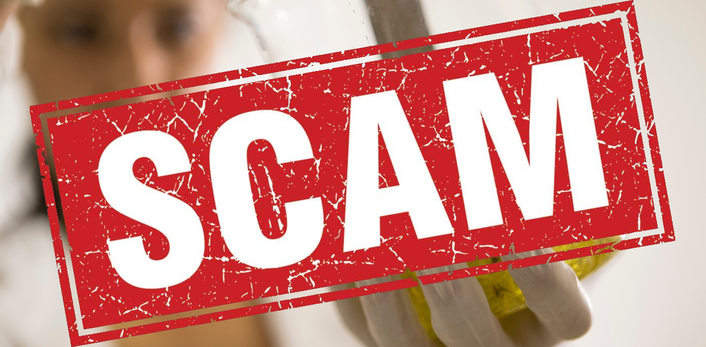 CBD Oil Scams to be aware of online